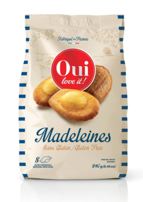 Oui Love it - Madeleines