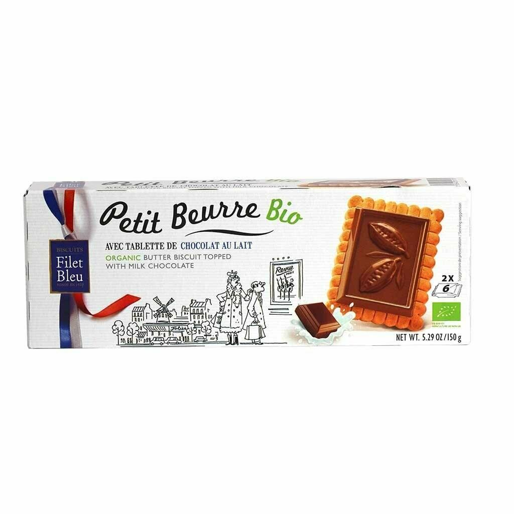 Filet Bleu - Petit Beurre Chocolat