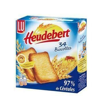 Lu - Heudebert Biscottes