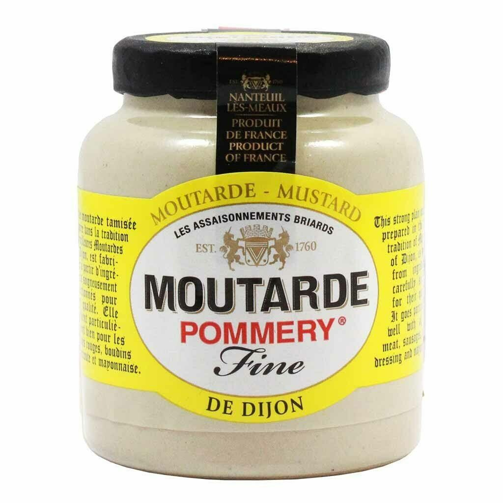 Pommery - Dijon Mustard