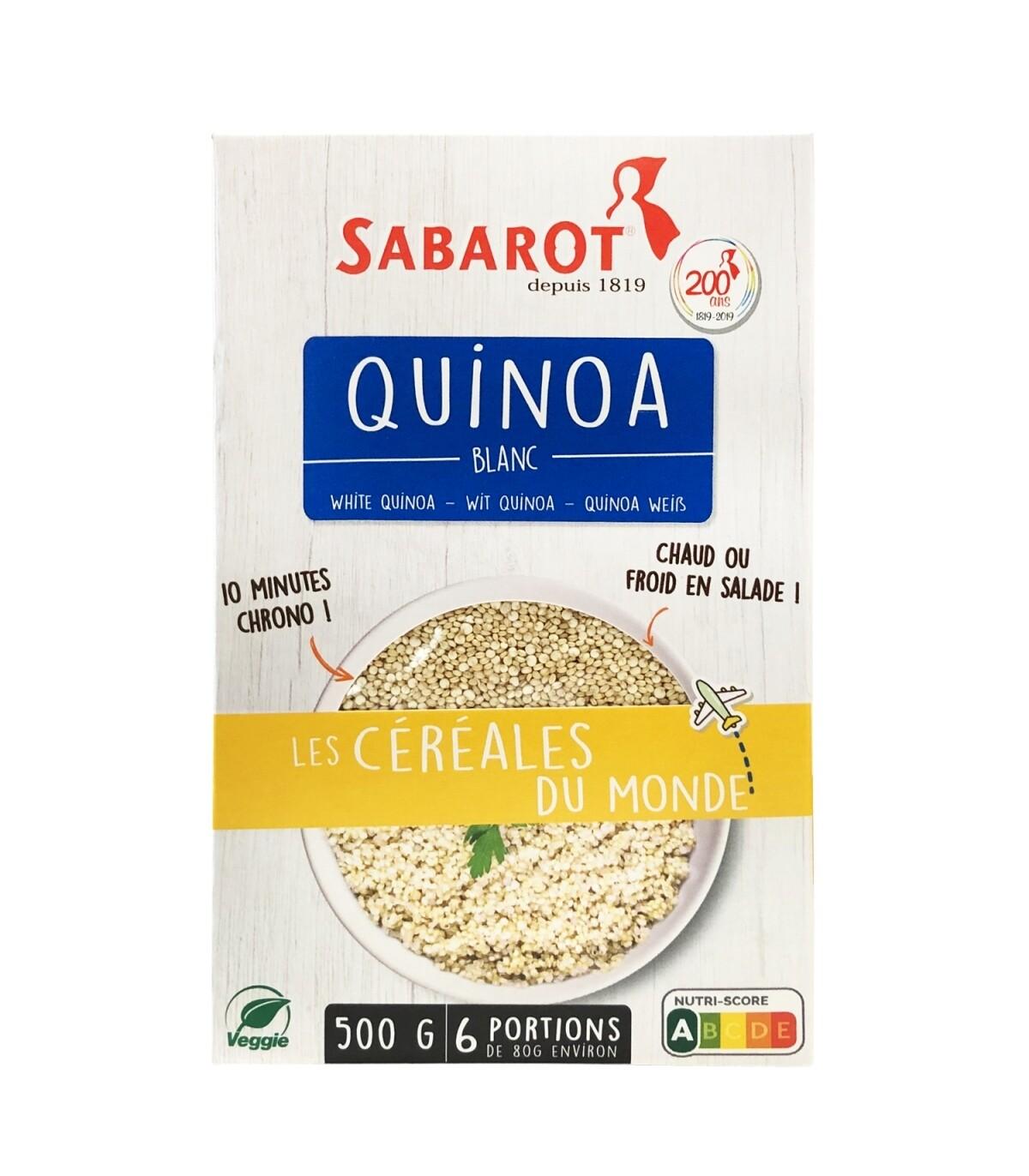 Sabarot - White Quinoa