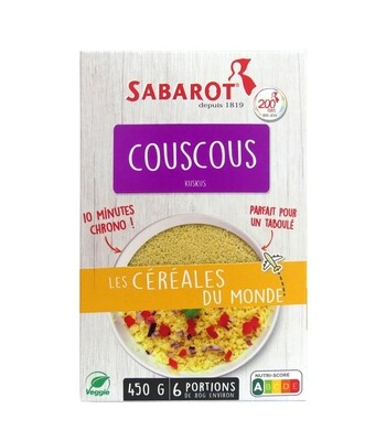 Sabarot - Couscous