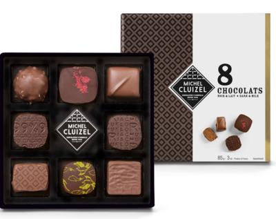 Michel Cluizel - Gift Box of 8