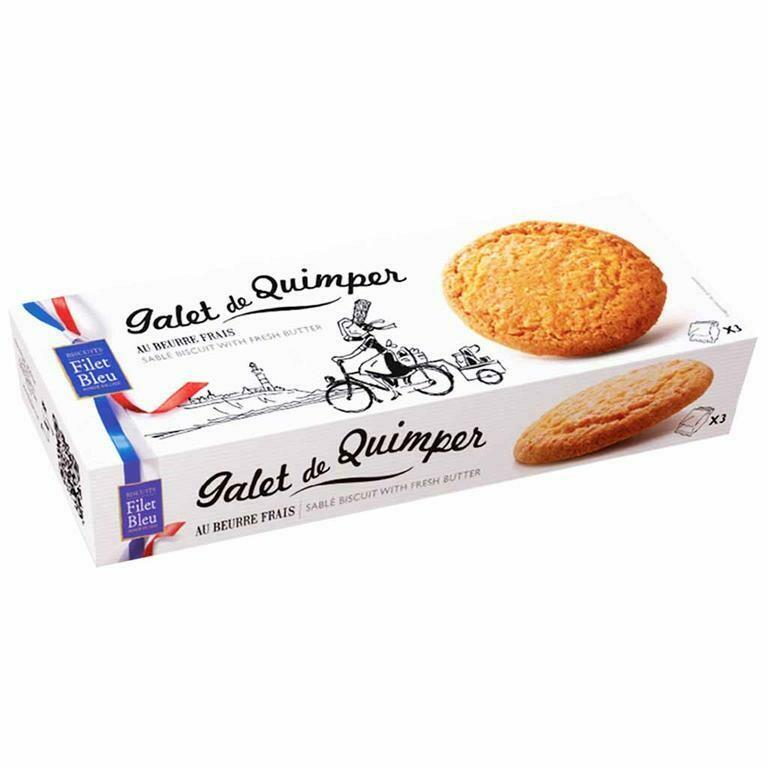 Filet Bleu - Galet de Quimper