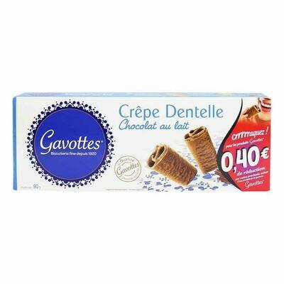 Loc Maria - Gavottes milk chocolate
