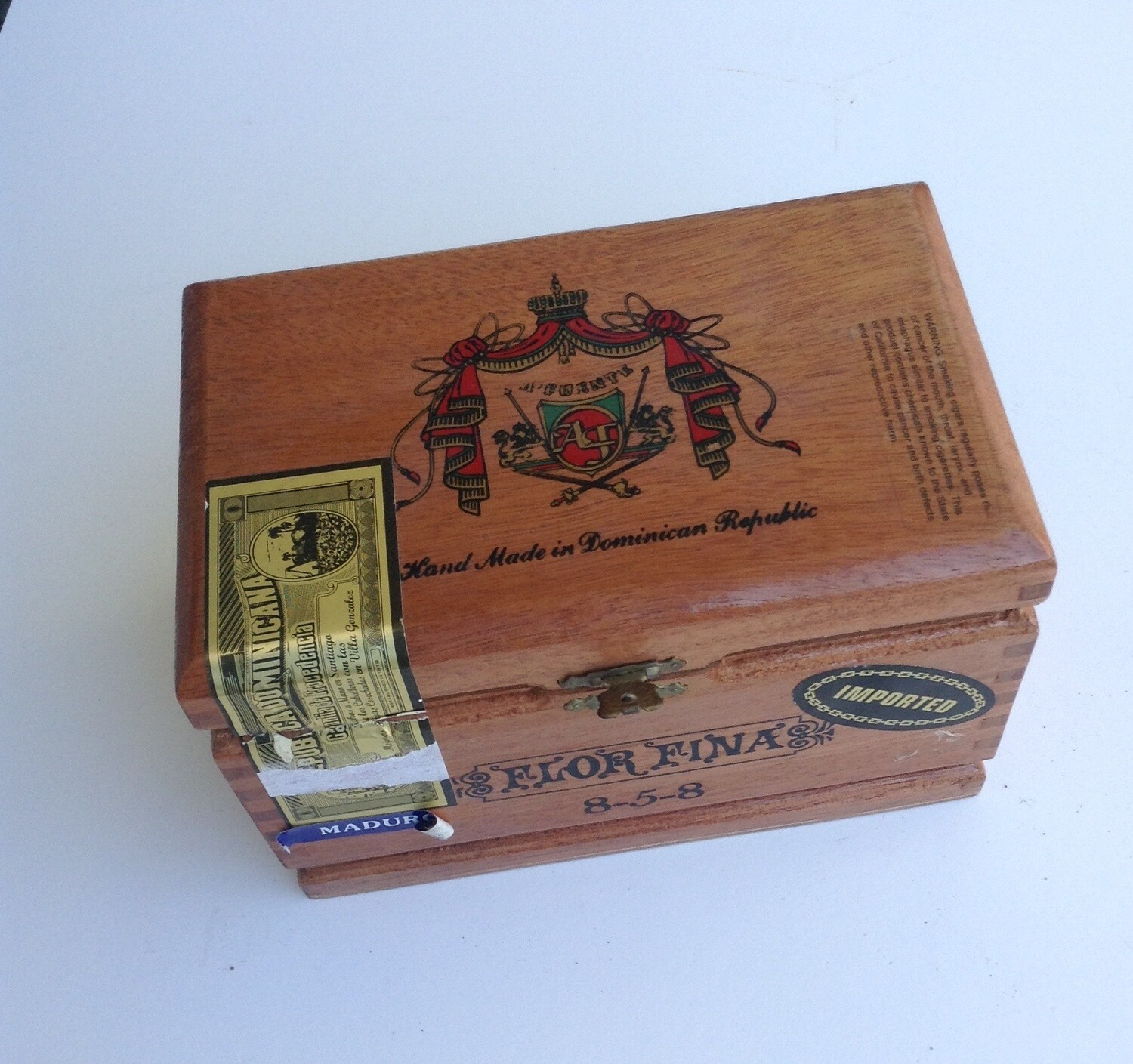 Sale! Cigar Box