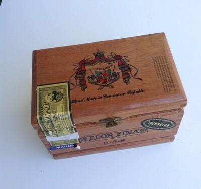 Sale! Cigar Box