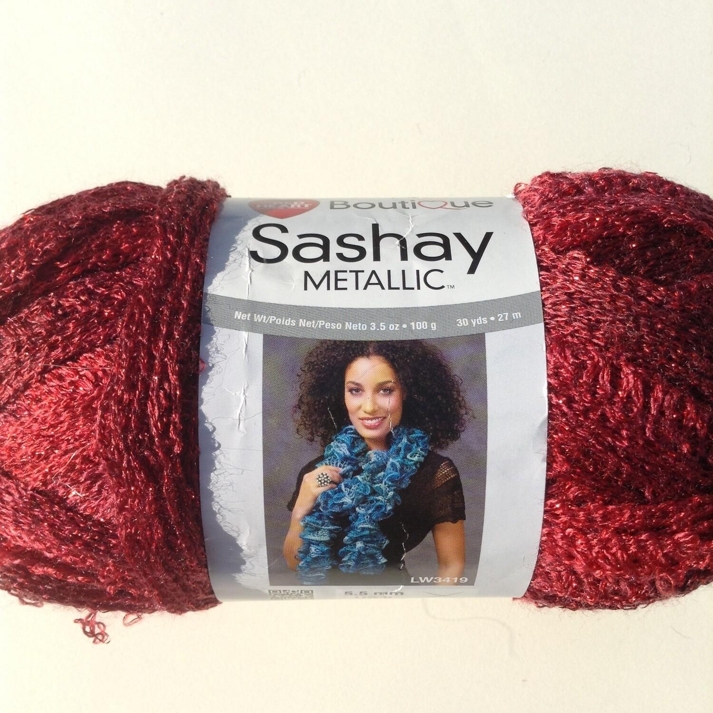 """Yarn: Sashay """"Rubies"""""""