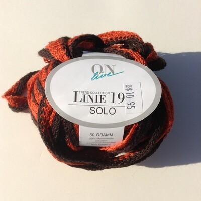 Yarn: Linie 194 Solo Ruffling