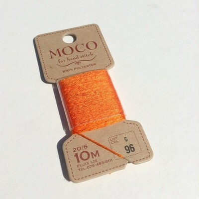 Thread: Fujix MOCO 100% polyester / Orange