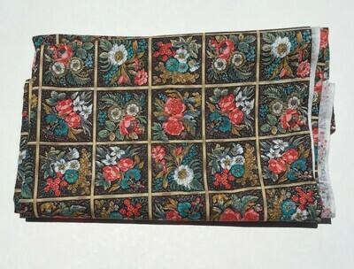 Fabric: Garden of Color