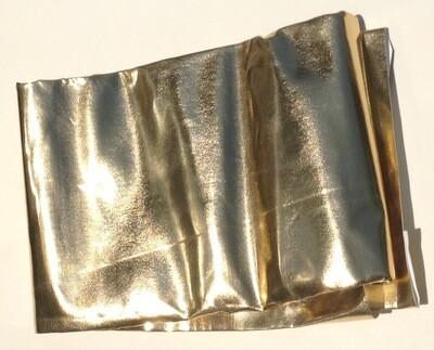 Fabric: Full On Gold Vinyl Material