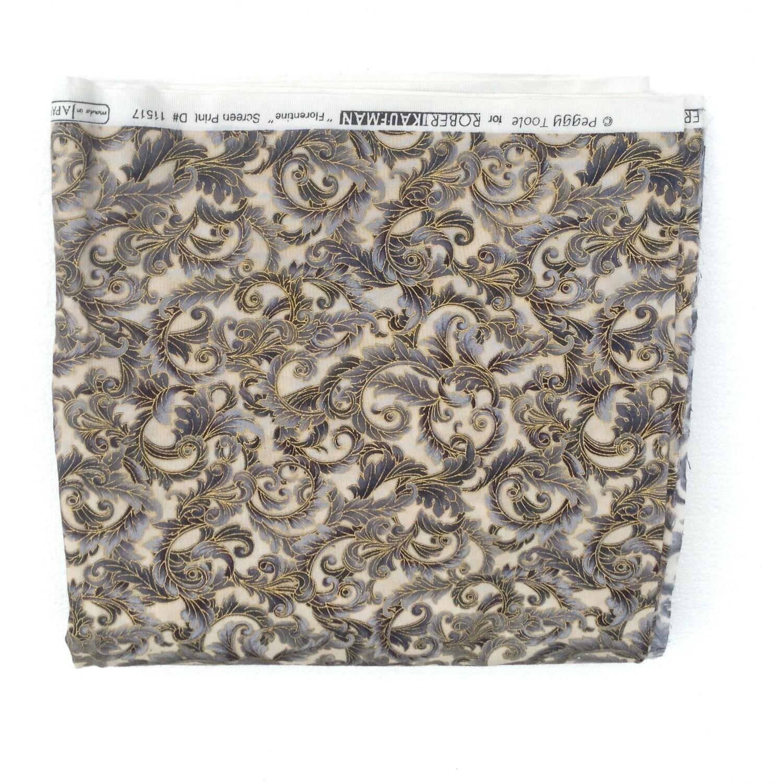 "Fabric: ""Florentine"" / Cotton"