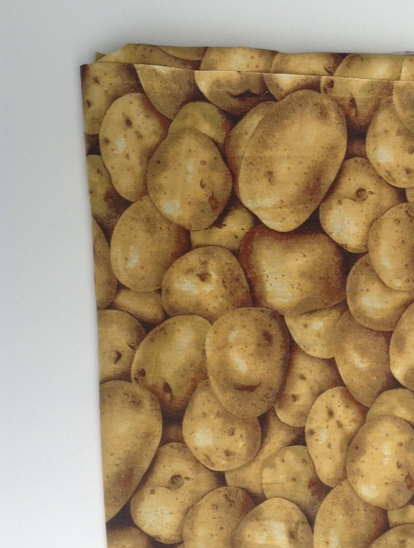 Fabric: Potato #2 / Cotton