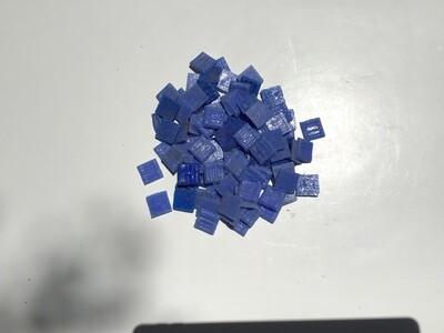 Mosaic Tiles - Blue (100 pieces)
