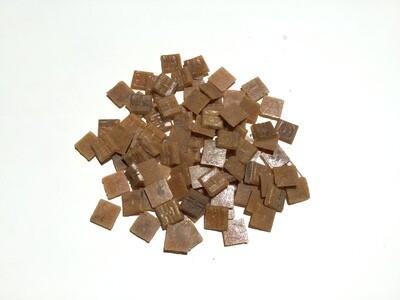 Mosaic Tiles - Butterscotch (100 pieces)