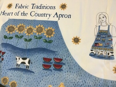 Fabric: Country Apron / Cotton
