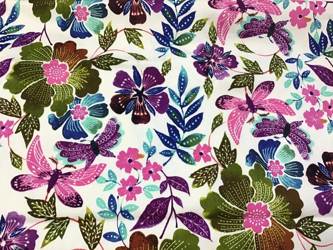 Fabric: Butterflies
