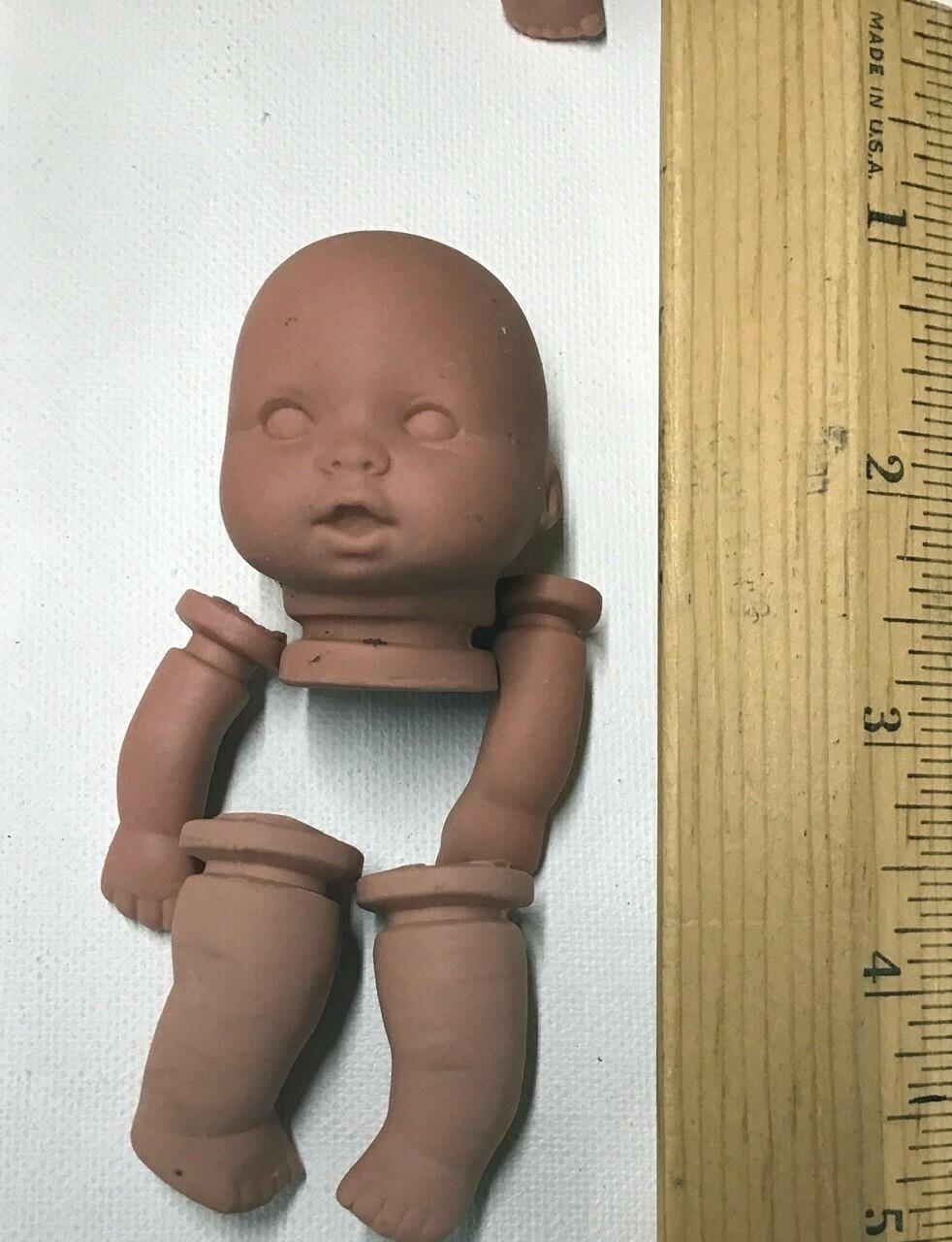 Ceramic Baby Parts / Set C