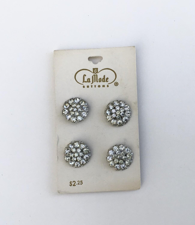 Vintage Jewel Buttons