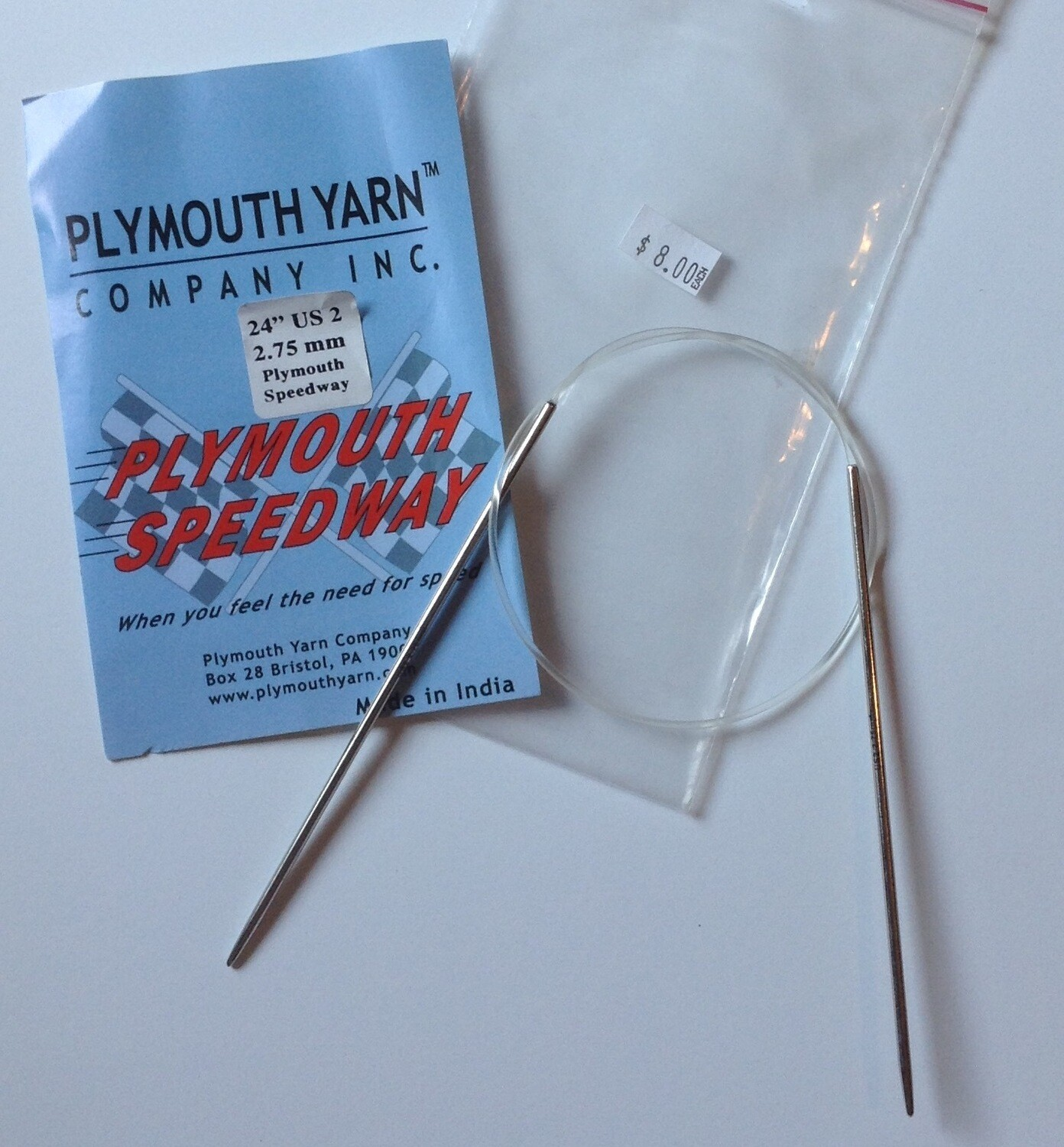 "Knitting Needles: Plymouth Yarn Co. (24"" 2.75 mm)"