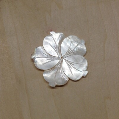 Pendant Piece (#1): Made of Shell / One Piece