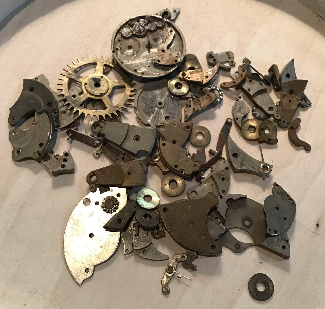 Watch Parts (Gears) / Vintage / #3