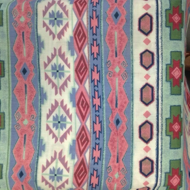 Fabric: Southwest