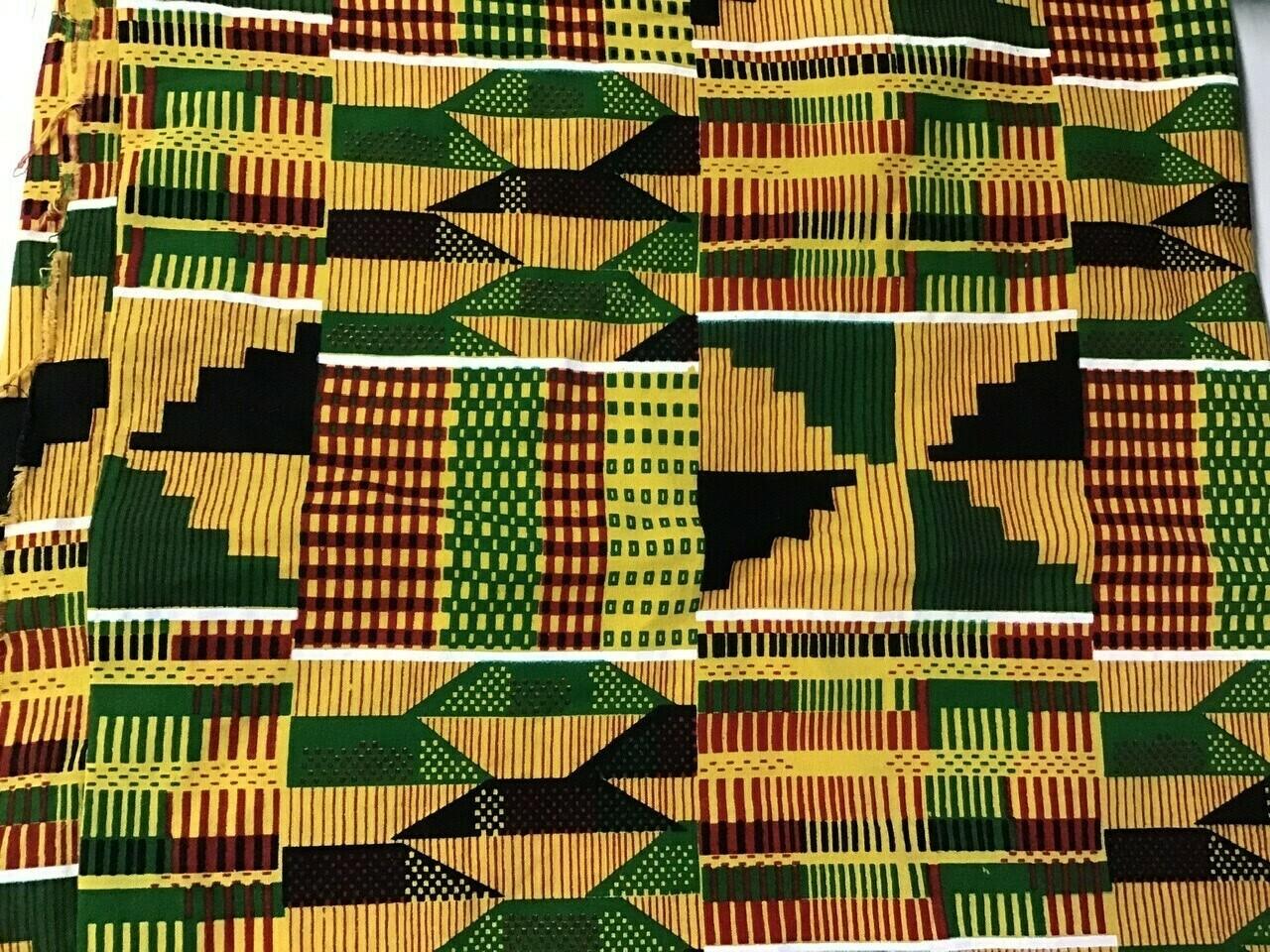 Fabric: Geometric