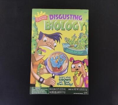 """""""Disgusting Biology"""" Kit by Scientfic Explorer"""