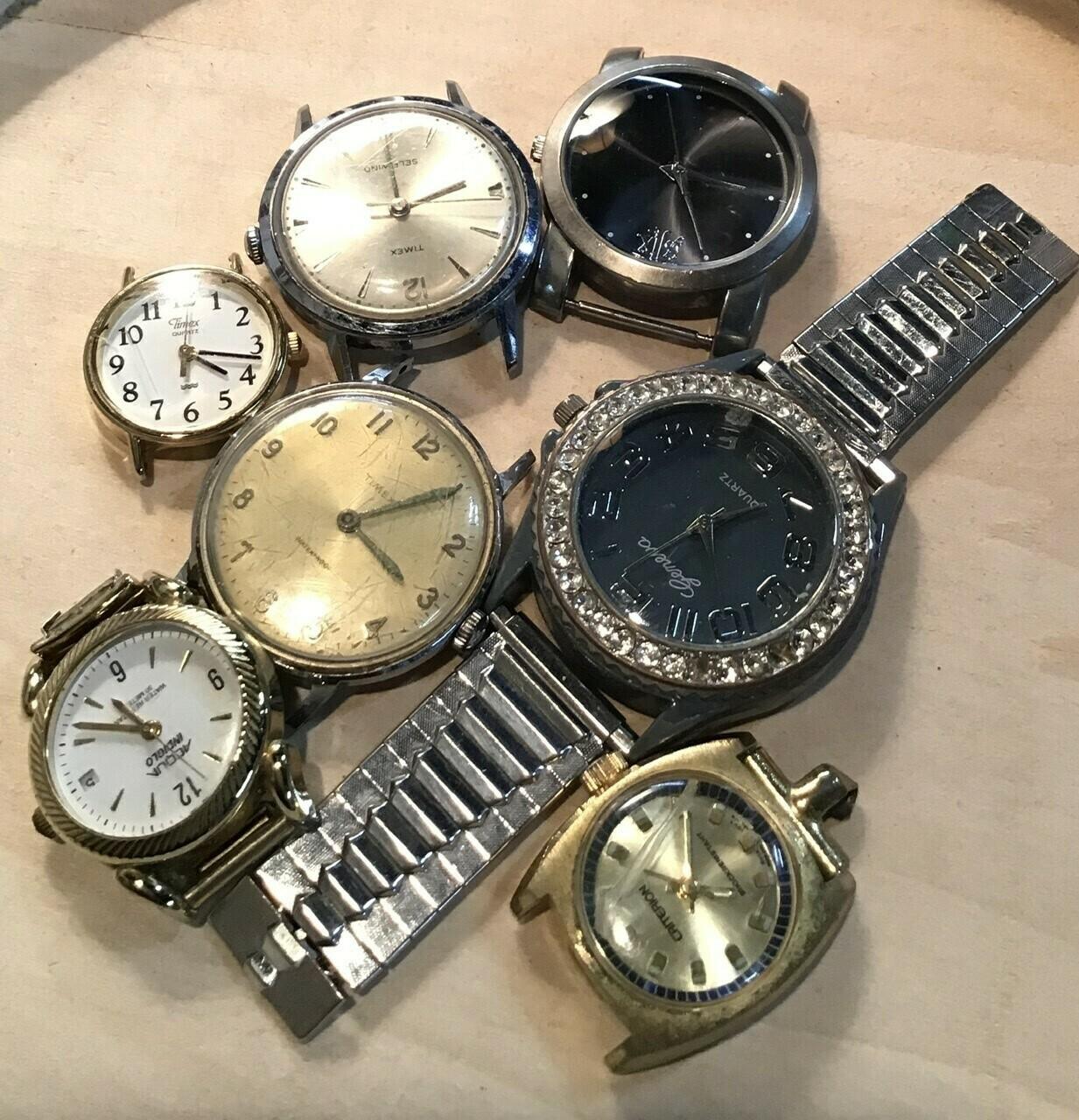 Watch Parts/Gears/Vintage #10