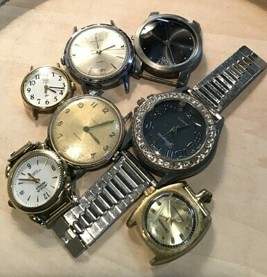 Watch Parts/Gears/Vintage #10