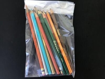 Colored Pencils (12 per order)
