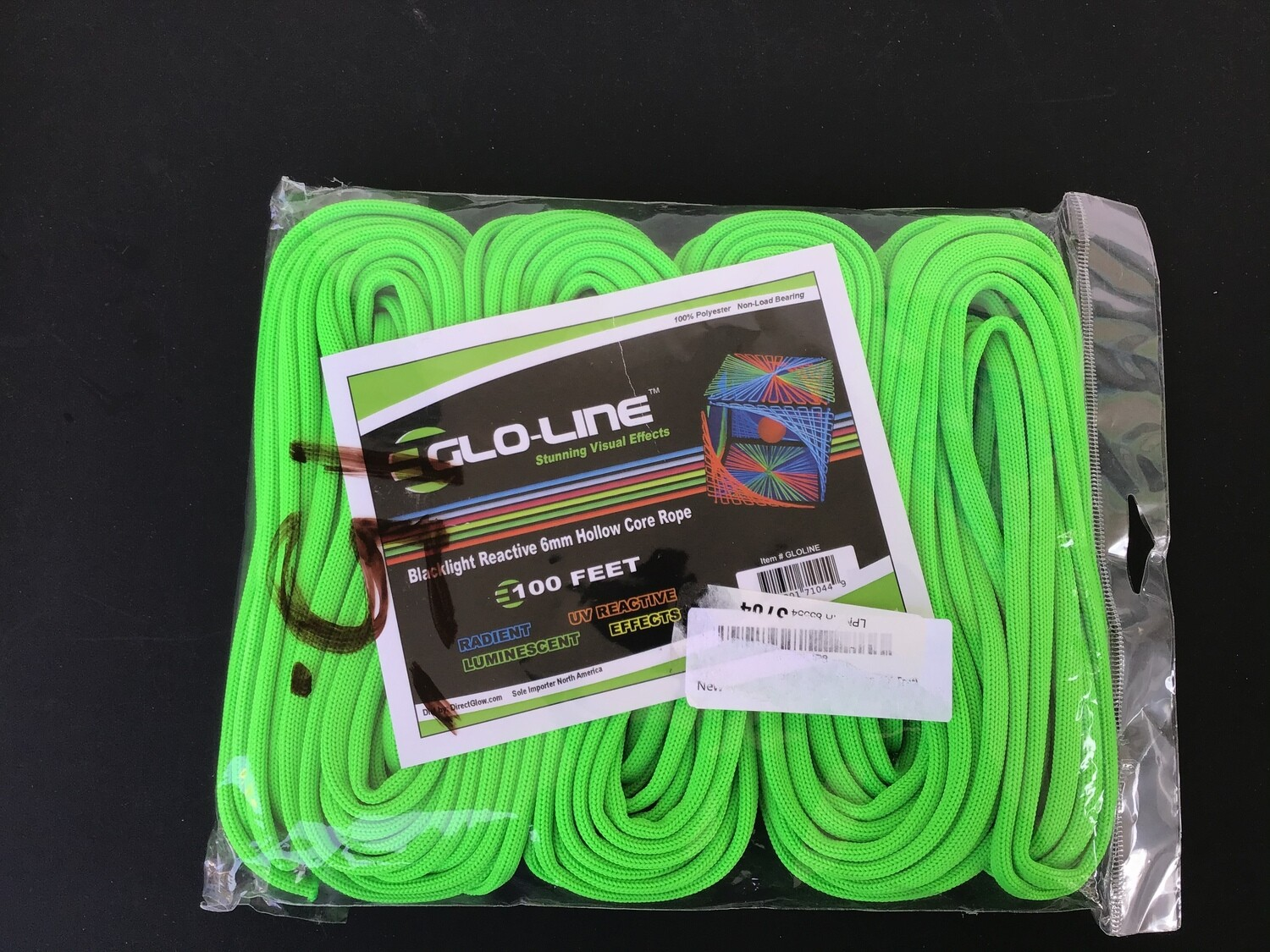 Glo-Line Rope - Green