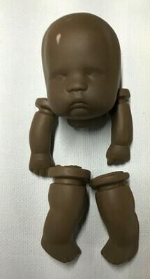 Ceramic Baby Parts / Set A