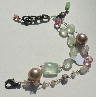 Bracelet: Mermaid Double Strand