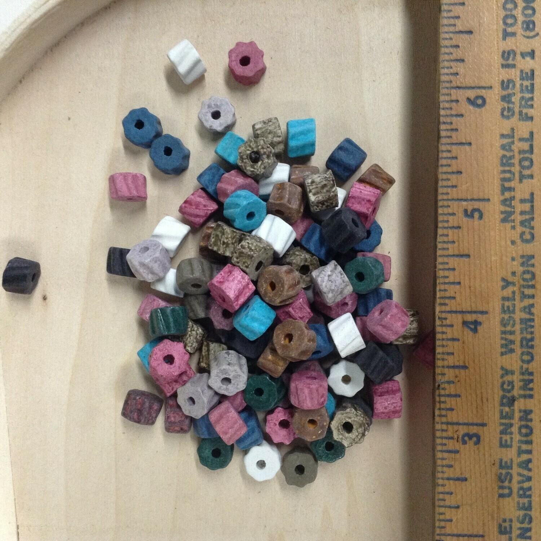 Beads: Composite Rosettes