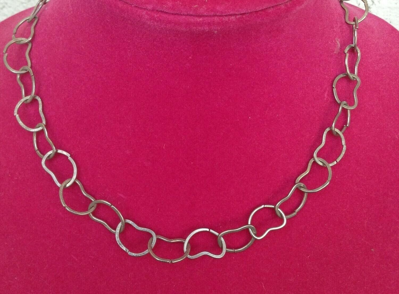 """Chain / 18"""" silver tone"""
