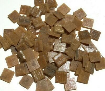 Mosaic Tile: Butterscotch, 100 Pieces