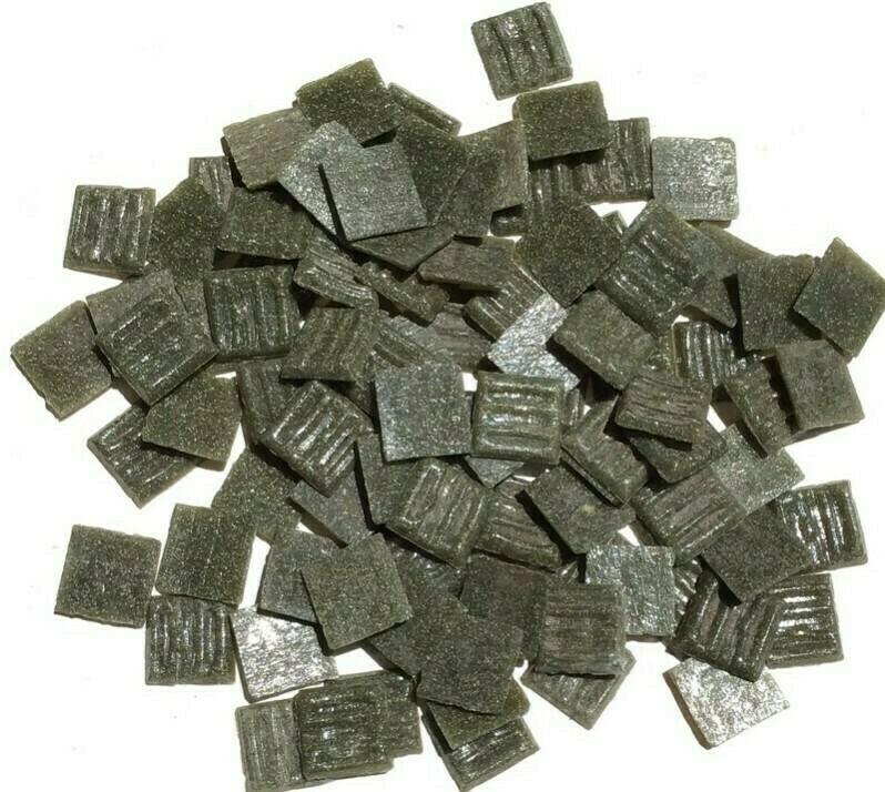 Mosaic Tile: Olive, 100 Pieces