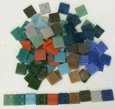 Mosaic Tile: Mixed, 100 Pieces
