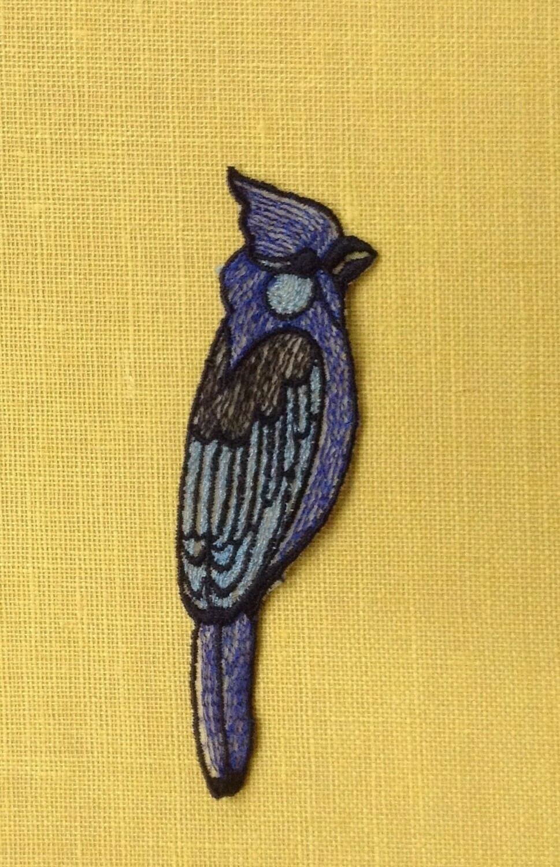 Embellishment / Blue Bird