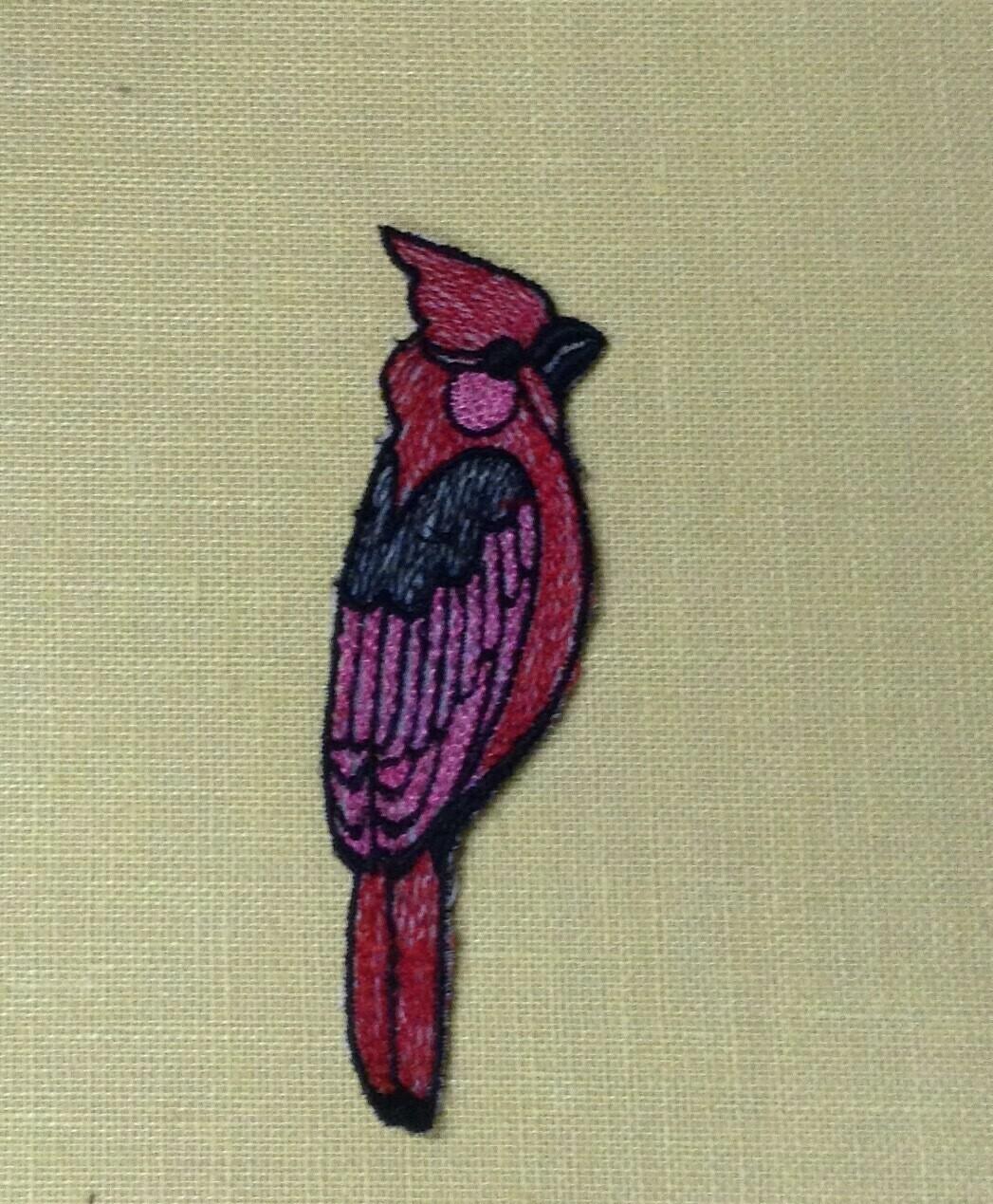 Embellishment / Cardinal