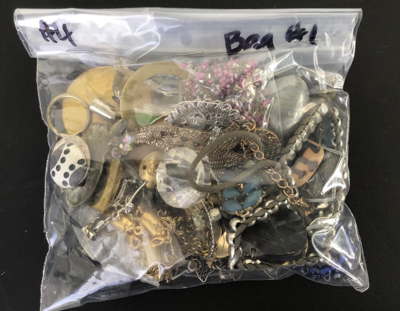Jewelry Parts Bag #1
