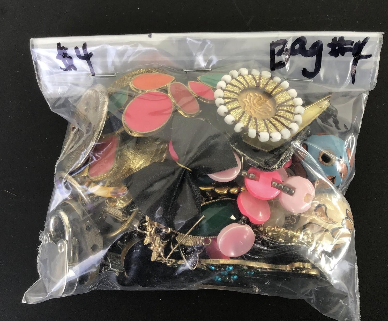 Jewelry Parts Bag #4