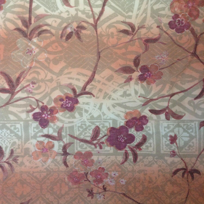 Fabric: Peachy / Stretch Cotton Feel