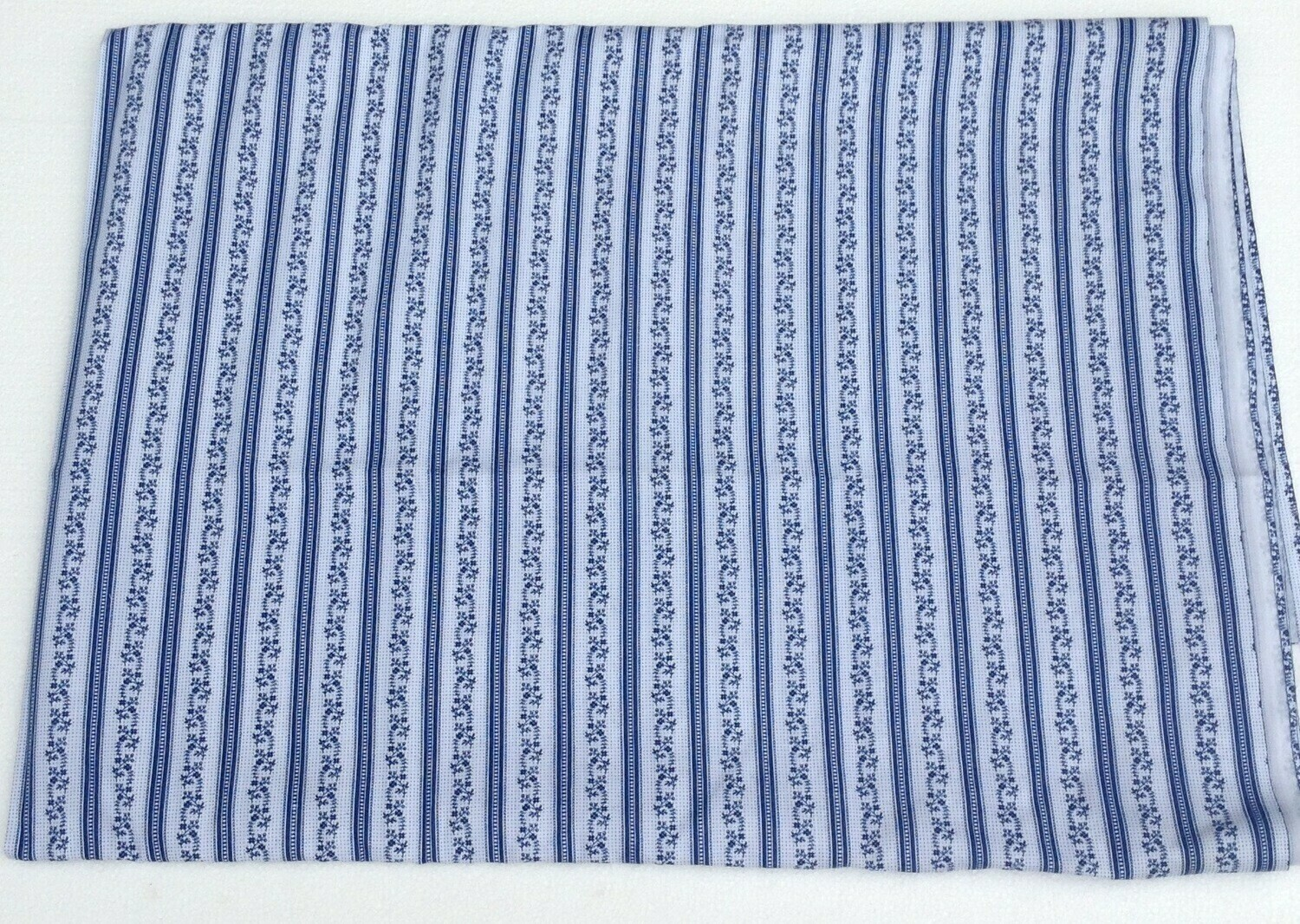 Fabric: Blue Stripe / Cotton