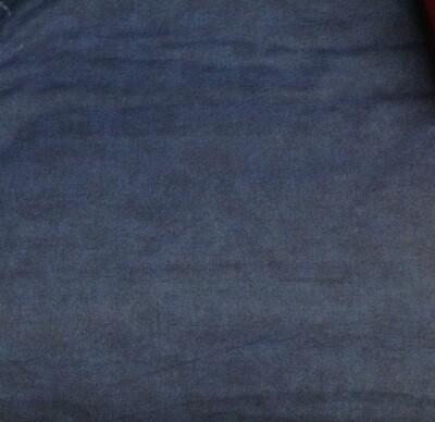 Fabric: Shades of Dark Blue, Cotton, 2 pieces