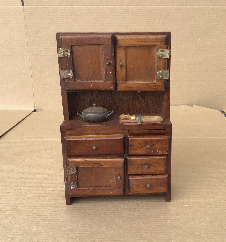 Miniature Furniture- Kitchen Cabinet
