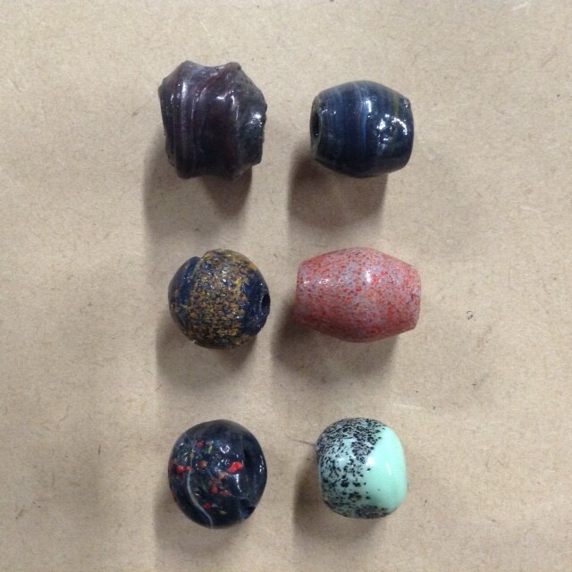African Beads: Collection 4